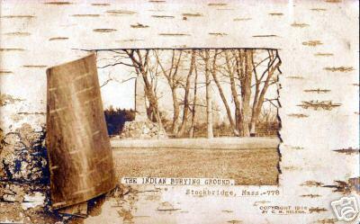 Stockbridge Indian Burying Ground R P