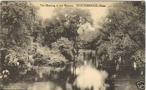 Stockbridge Meeting ot the Waters