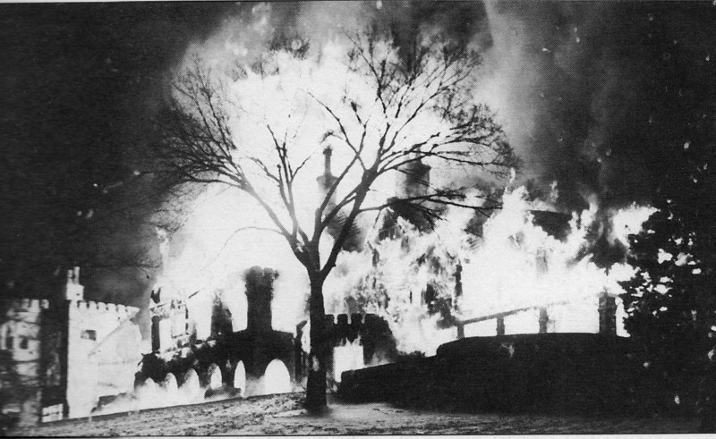 Stockbridge Shadowbrook Fire