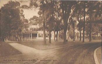 Stockbridge Fountain Park & Inn