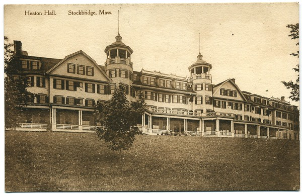 Stockbridge heaton Hall 3
