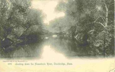 Stockbridge Down the Housatonic River