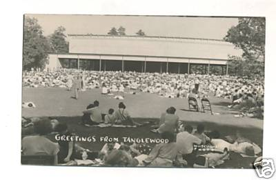 Stockbridge Greetings from Tanglewood