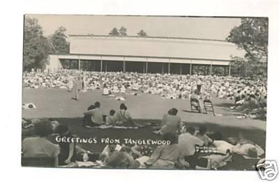 Stockbridge Greetings from Tanglewood
