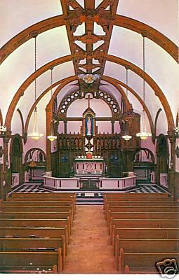Stockbridge Shrine to Mercy of God