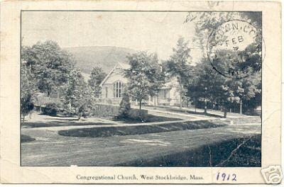 West Stockbridge Congregational Church