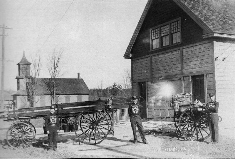 Stockbridge Glendale c 1910