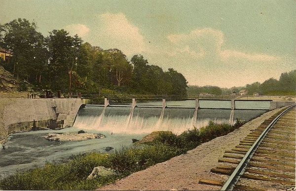 Stockbridge Glendale Dam