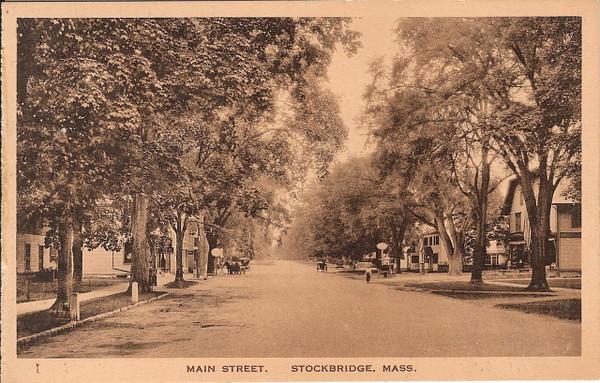 Stockbridge Main Street