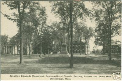 Stockbridge Congregational Church Rectory