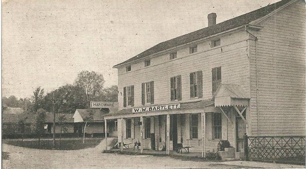 West Stockbridge Barlett's Store