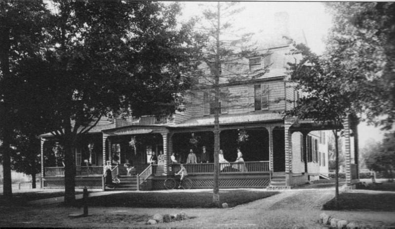 Stockbridge Irving House