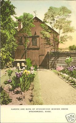 Stockbridge Mission House Barn