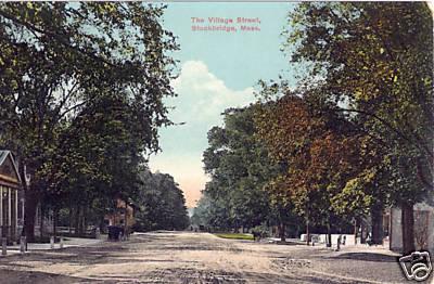 Stockbridge Village Street