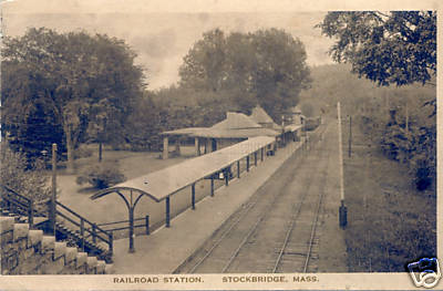 Stockbridge RR Station