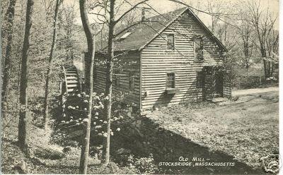 Stockbridge Old Mill