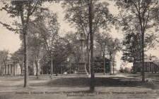 Stockbridge J Edwards Monument