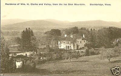 Stockbridge Home Wm Clarke