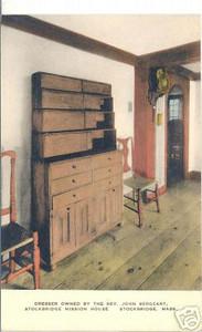 Stockbridge Dresser Mission House