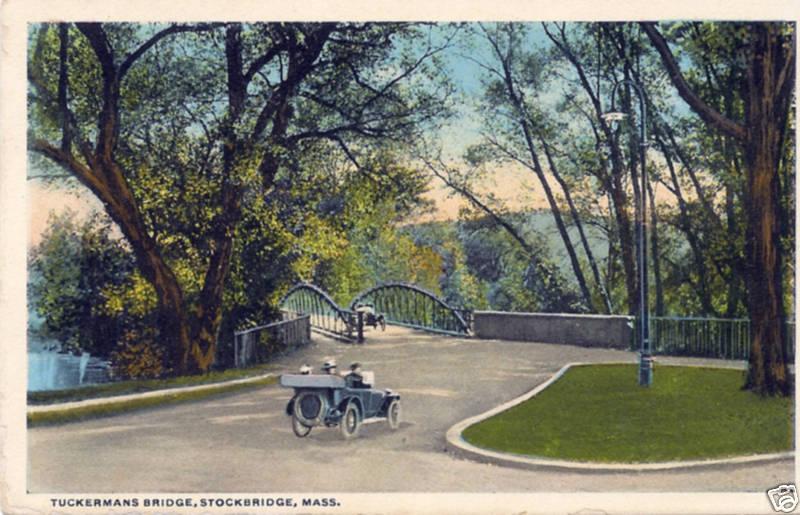 Stockbridge Tuckerman's Bridge