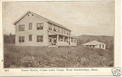 West Stockbridge Crane Lake Camp