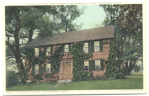 Stockbridge Mission House 4