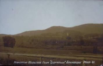 Stockbridge Monument Mt