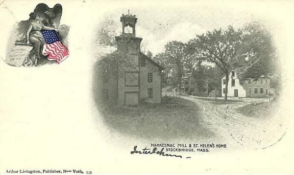 Stockbridge Mahkeenac Mill St Helen Home