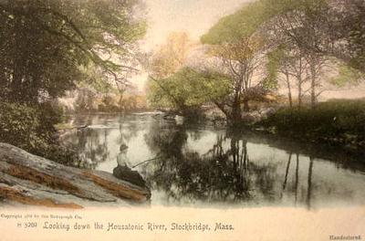 Stockbridge Housatonic River Fishing