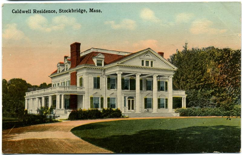 Stockbridge Caldwell Estate