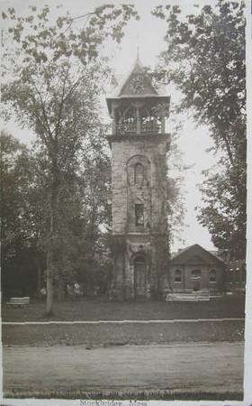 Stockbridge Clock Tower RP