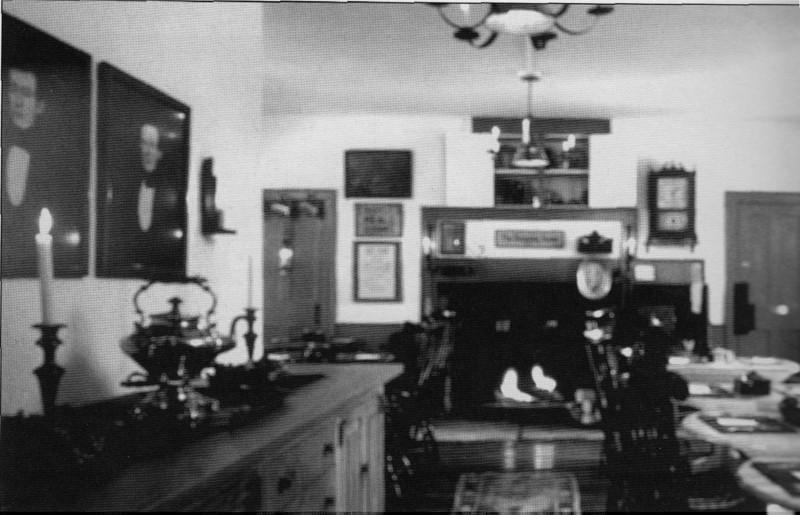Stockbridge Merrell Inn Interior