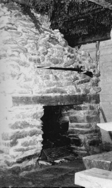 Stockbridge Regulation House Interior