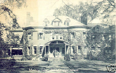 Stockbridge Martin Inn