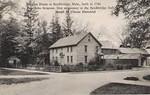 Stockbridge Mission House 1740