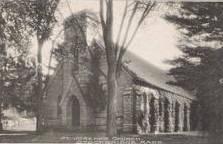 Stockbridge St Joseph Church