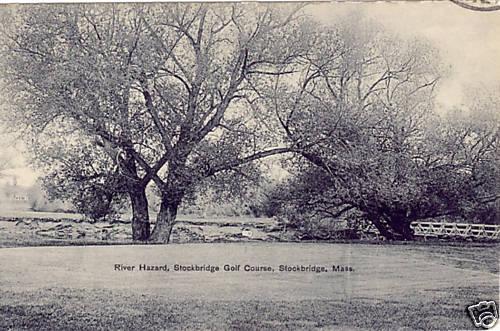 Stockbridge River Hazard Golf Course