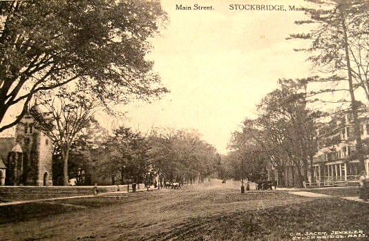 Stockbridge Street Scene