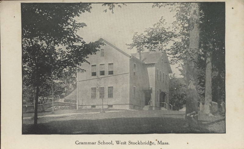 West Stockbridge Grammar School