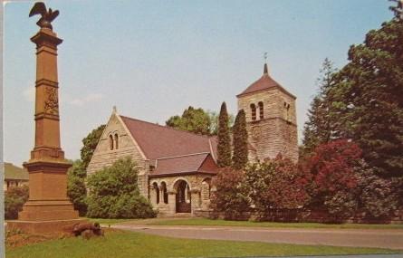 Stockbridge St Paul Church