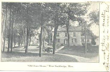 West Stockbridge Old Stone House
