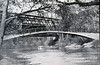 Stockbridge Trolley on Bridge