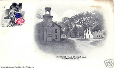 Stockbridge Mahkeenac Mill