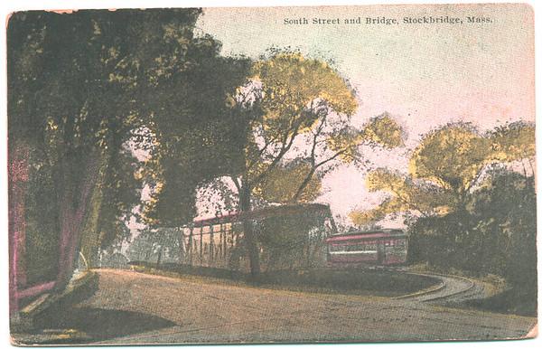 Stockbridge So Street Trolley