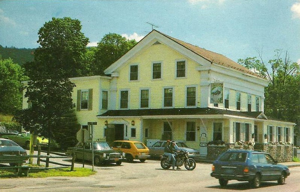 West Stockbridge Westbridge Inn