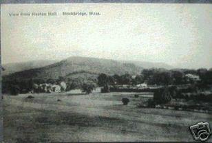 Stockbridge View from Heaton Hall
