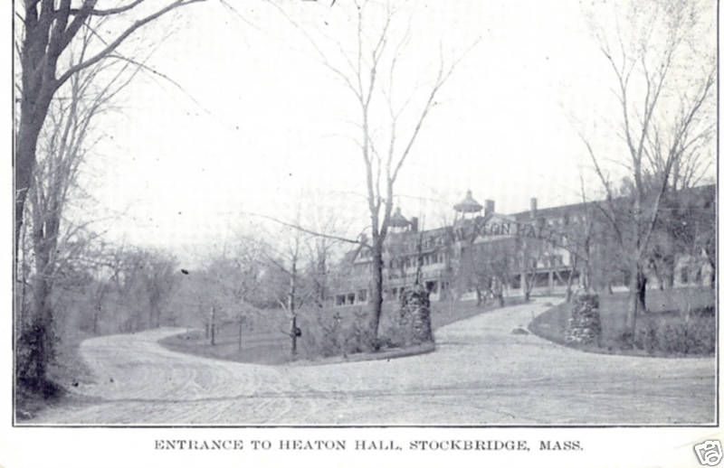 Stockbridge Entrance Heaton Hall