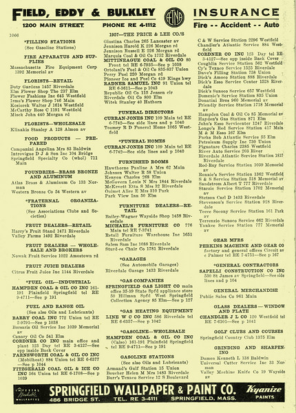 West Springfield Bus Directory 1957 04