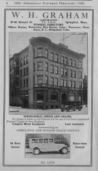 Suburban Directory Ads 1928 04
