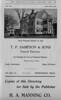 Suburban Directory Ads 1928 31